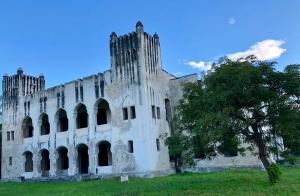 Old Boma Bagamoyo